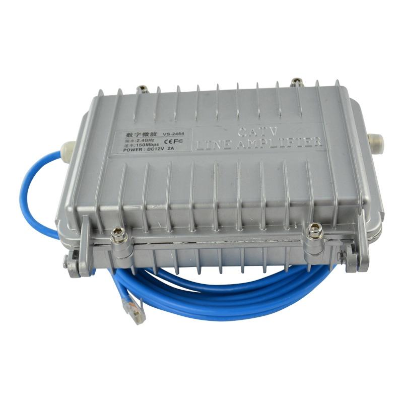 深圳伟福特无线室外WIFI覆盖 VS-2454G18数字微波专业十年