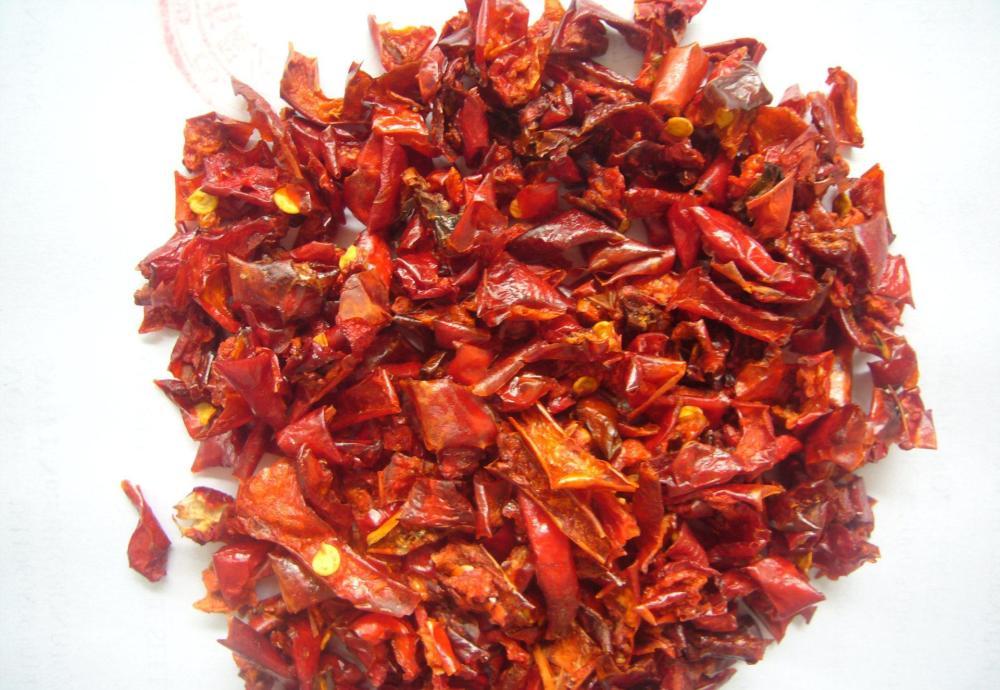 脱水红椒粒 红椒片 优选特级原料 脱水蔬菜 厂家直销 琦轩食品