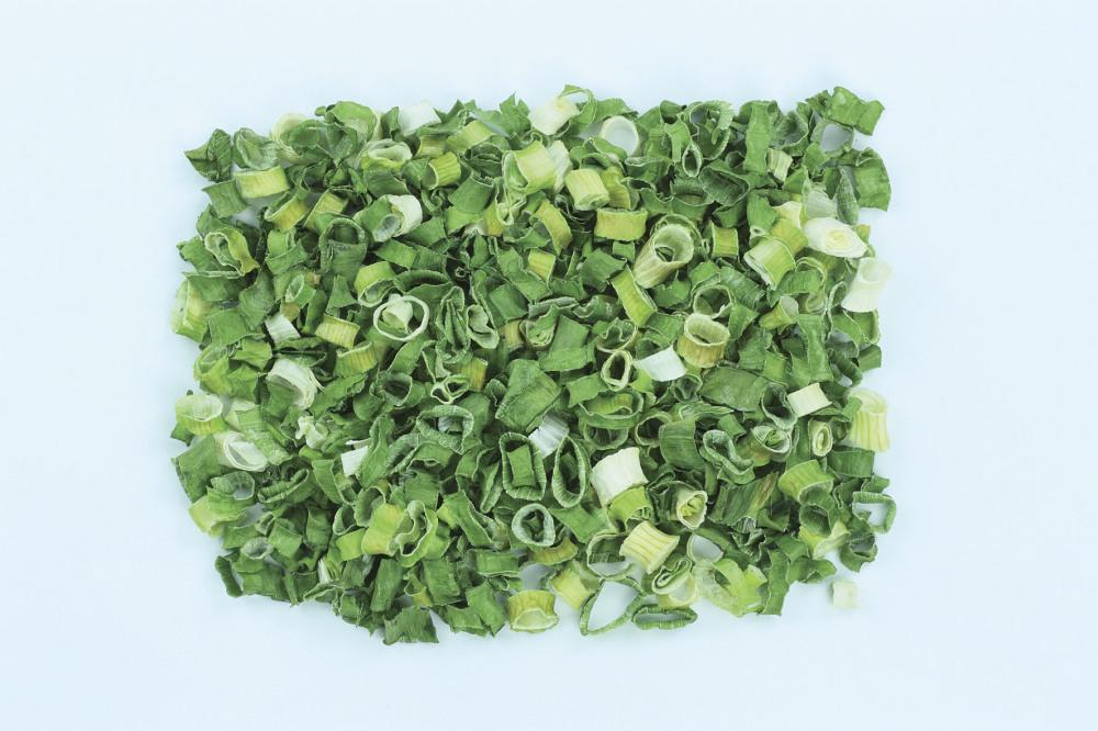 脱水香葱 干葱粒 葱片 葱叶 管葱 兴化纯青混合葱 脱水蔬菜 琦轩食品