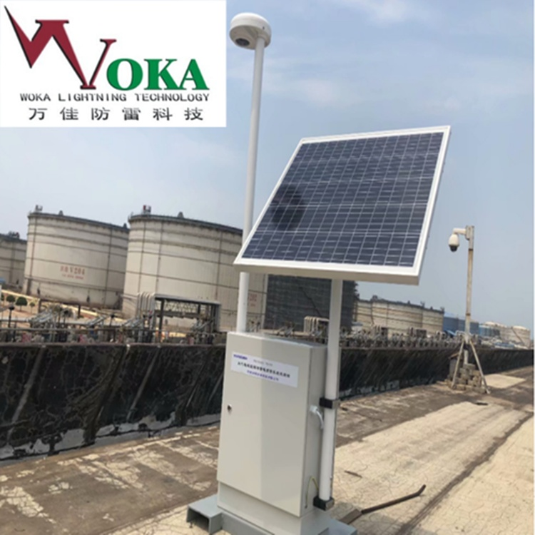 雷电监测预警系统 雷电预警检测仪WJN3.3