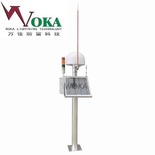 海南新型智能雷电预警系统 储油罐雷电短时袭击预报装置