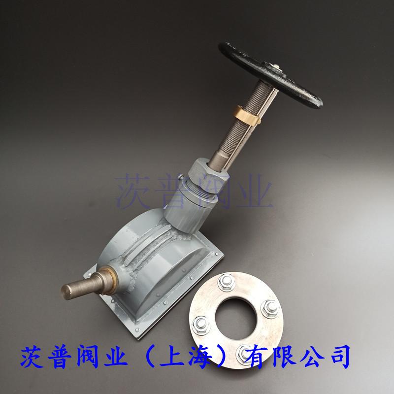 CB/T3791-99带锥齿轮组及行程指示器的手轮传动操纵头