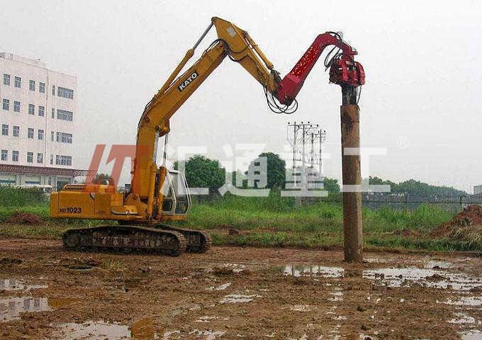 广州挖掘机配件小松打桩臂安心之选
