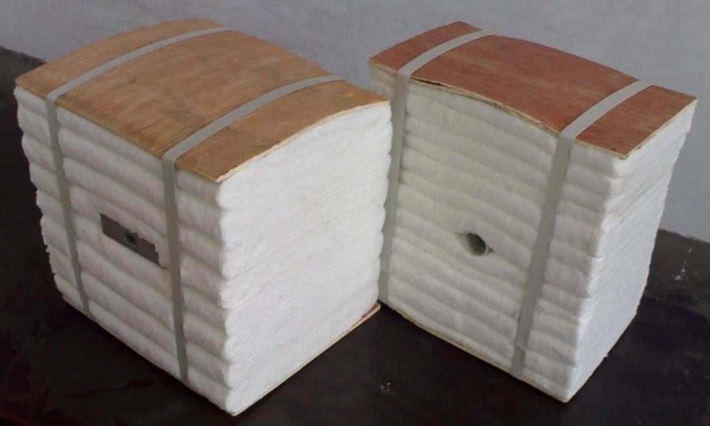 营口台车炉保温层专用1260型硅酸铝纤维模块