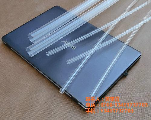 FEP铁氟龙高透明超簿耐磨耐腐蚀四氟F46热缩管