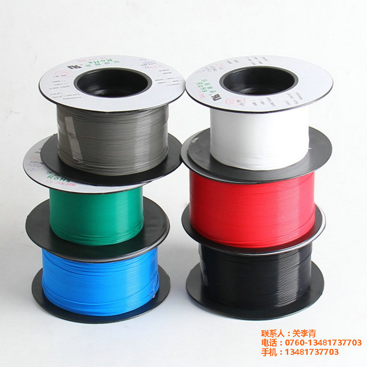 特氟龙耐高压耐高温高绝缘不收缩套管