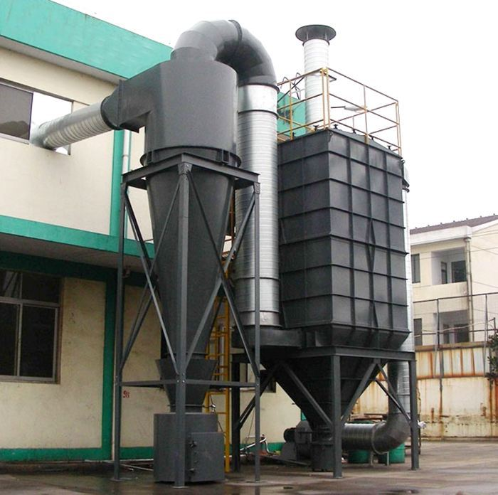 运城袋式除尘器、锐驰朗环保工程有限公司、逆气流袋式除尘器型号