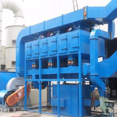 巢湖催化燃烧、锐驰朗环保工程有限公司、废气催化燃烧设备