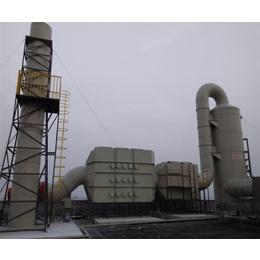 塑料废气处理设备山东、锐驰朗环保工程有限公司、唐山废气