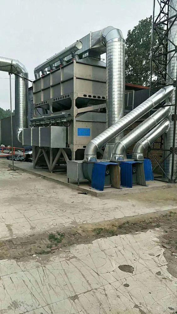 有机废气处理方法、锐驰朗环保工程有限公司(在线 郊区废气处理