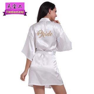 丝绸晨袍有什么讲究、嘉兴丝绸晨袍、天宝工