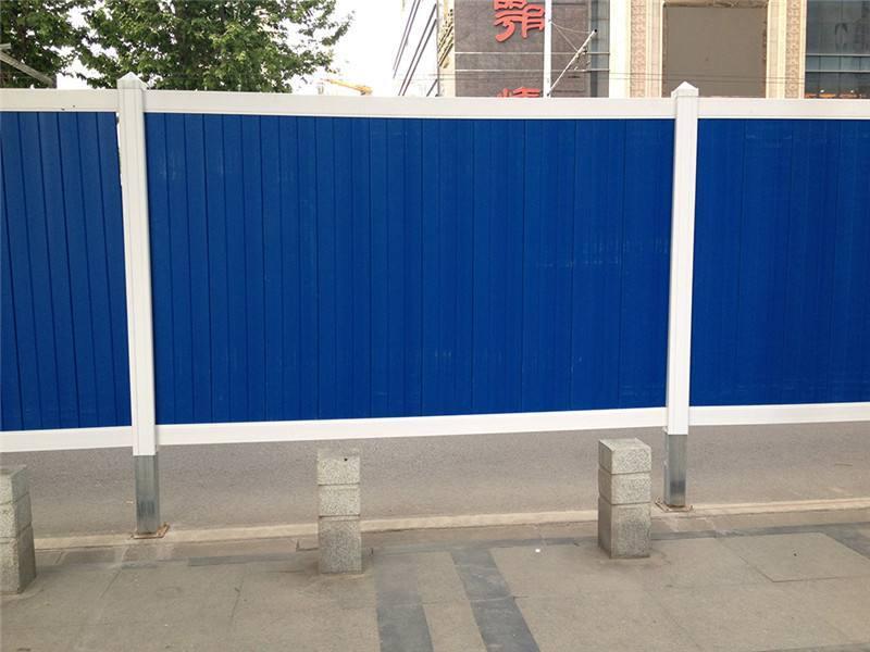 江门湘粤泡沫夹芯板工地围挡建筑建设外围蔽锌钢护围栏价格实惠