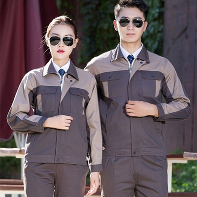 广州工作服定做款式给您介绍