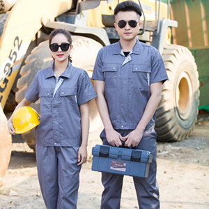 五金机械工作服选择 风华服装值得您选择的厂家