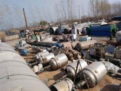 高价回收、化工拆除公司、上海回收