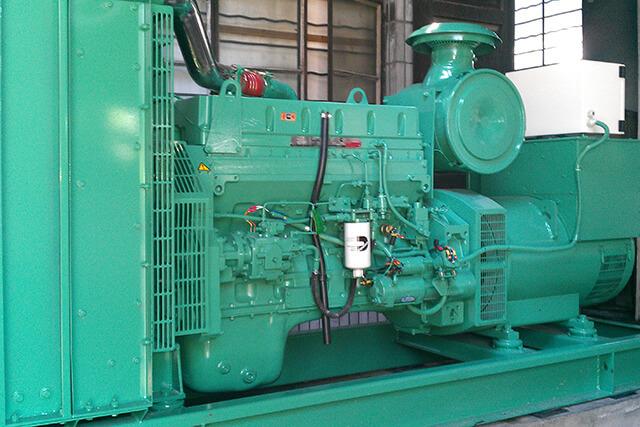 宁波发电机、康胜公司、康明斯柴油发电机维修