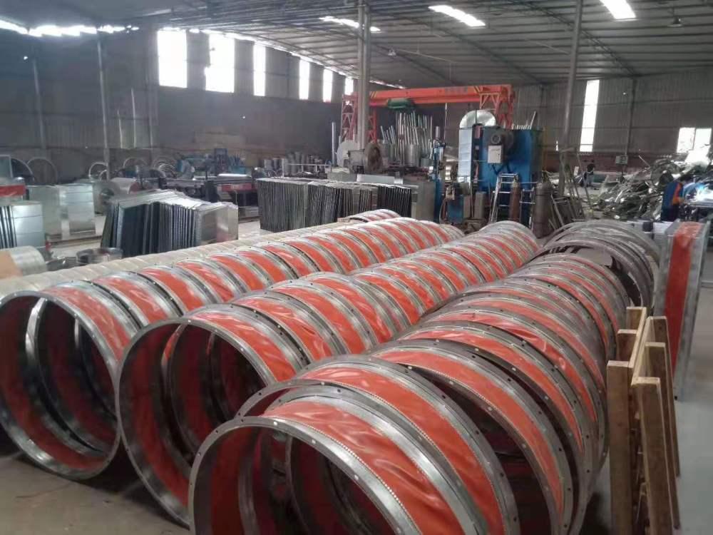 重庆铜梁矩形螺旋风管厂专业螺旋风管加工厂