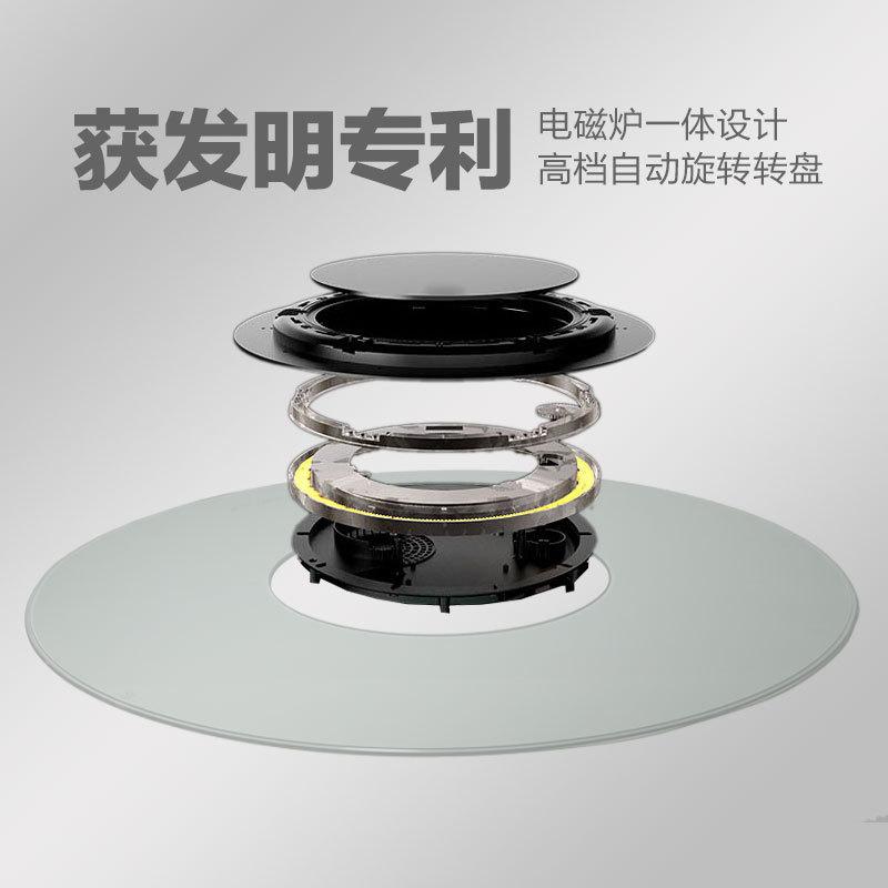 福康順電磁爐轉盤(圖)、玻璃轉盤價格、鄭州玻璃轉盤