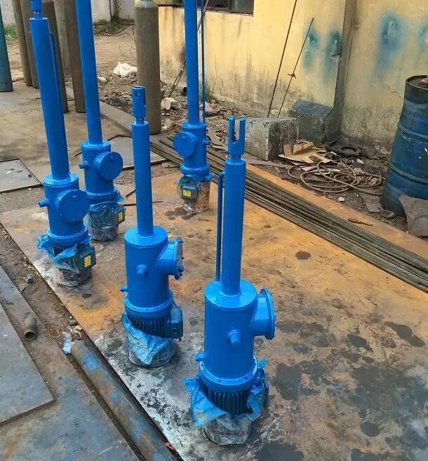 电动推杆、电动液压推杆(在线咨询)、湛江推杆