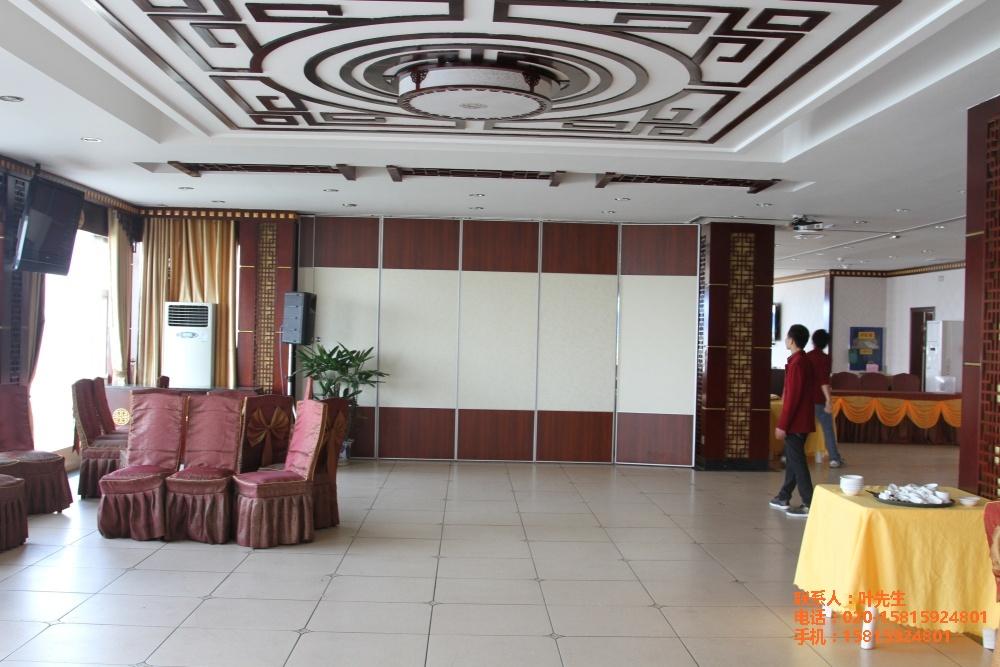 供应深圳酒店活动屏风,餐厅折叠门,办公室折叠门,移动隔断专业生产厂家