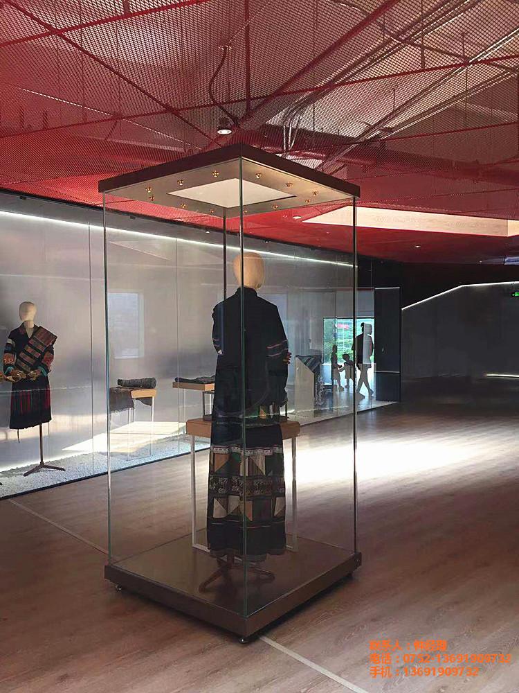 高级私人藏馆博物馆展示柜