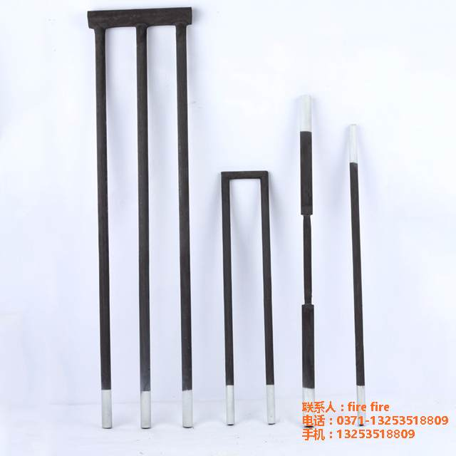 高温电热材料厂家定制各种规格硅碳棒
