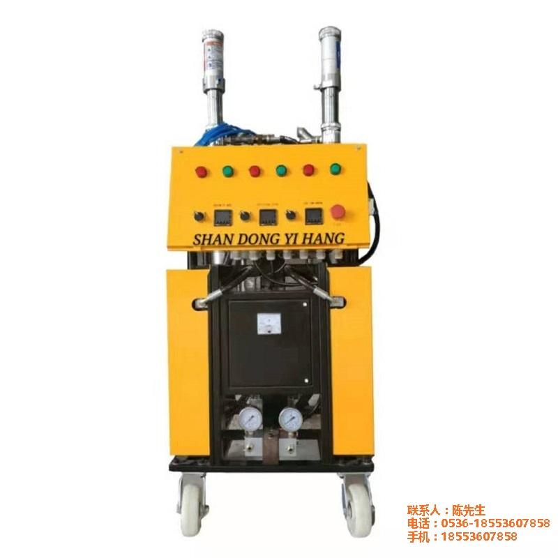 冷库喷涂机 管道发泡机 建筑保温聚氨酯发泡机