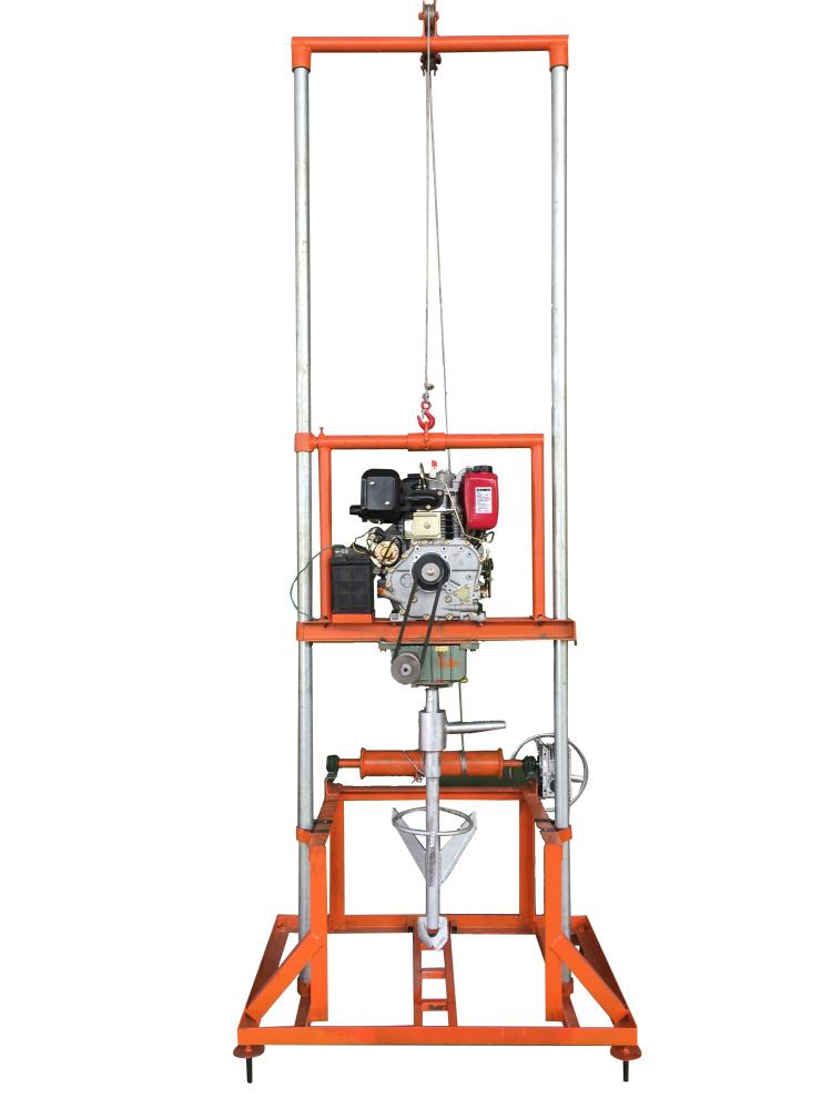 山地钻机、榆林机、百工机械(查看)