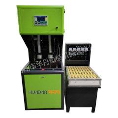 蜂窝式半自动吹瓶机、华丹吹瓶机厂家、台州吹瓶机