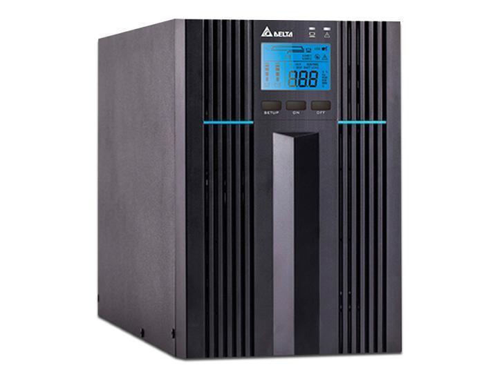 自贡台达UPS电源在线式GES-N2K销售售后