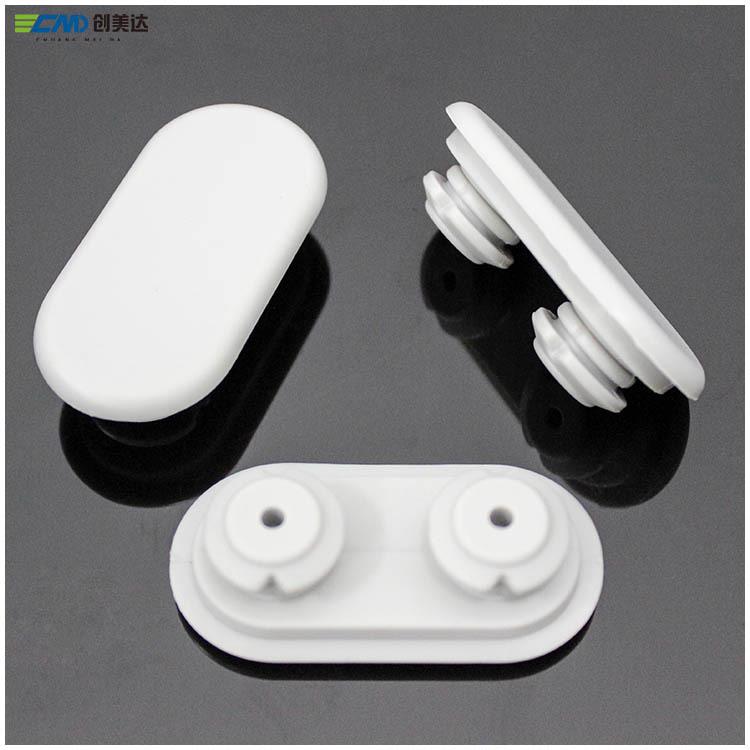 值得信赖江门洗衣机硅橡胶制品 重庆市防震密封硅胶垫不退色