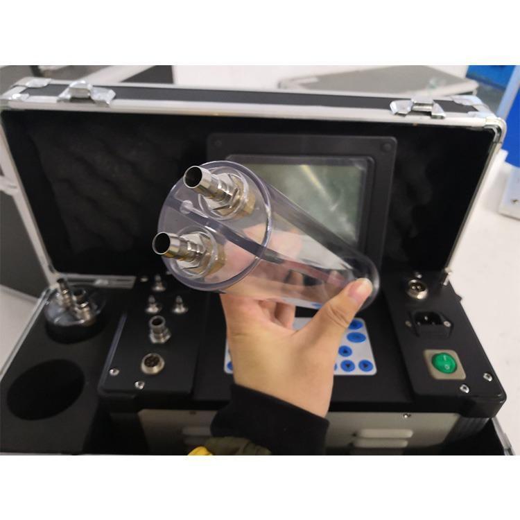 LB-70C大流量低浓度皮托管烟尘烟气分析仪
