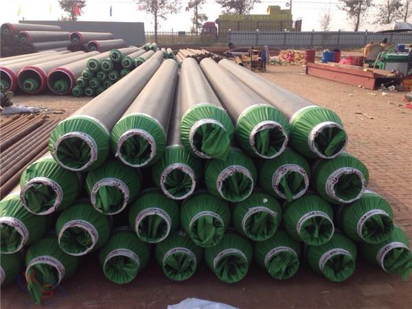 自贡直埋式蒸汽钢套钢保温固业务展开合作