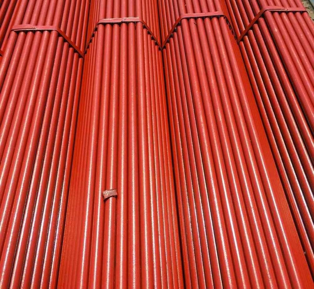株洲架子管厂家 48*2.75架管 可加黄红油漆