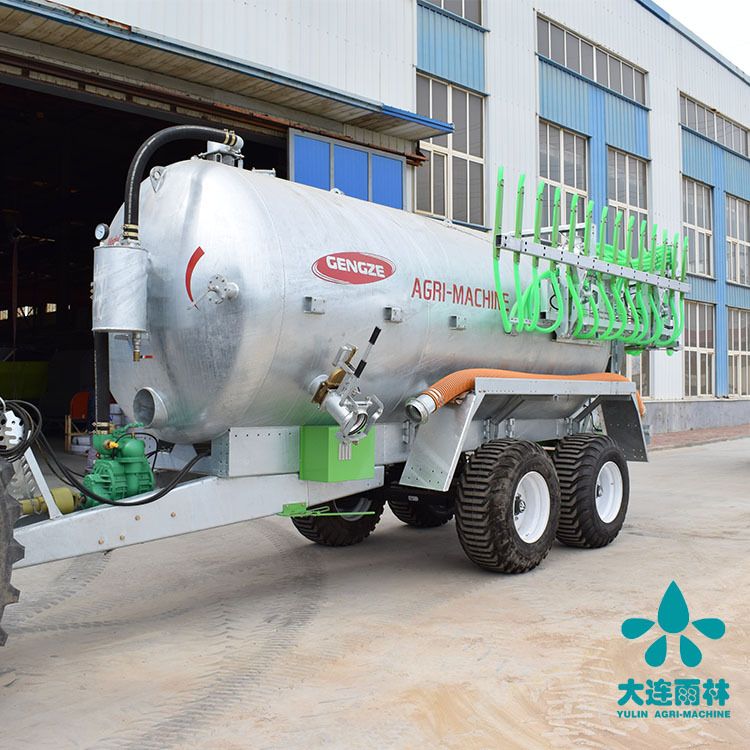 雨林供应液态肥施肥罐车 有机肥洒粪机