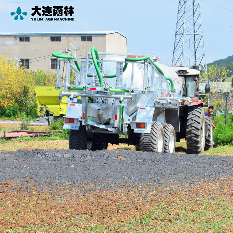 液体有机肥喷撒车 水肥喷洒机污水喷洒车生产厂家
