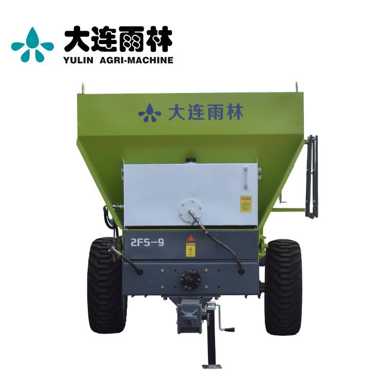 厂家直销有机肥施肥机 大型甩粪机 撒粪车