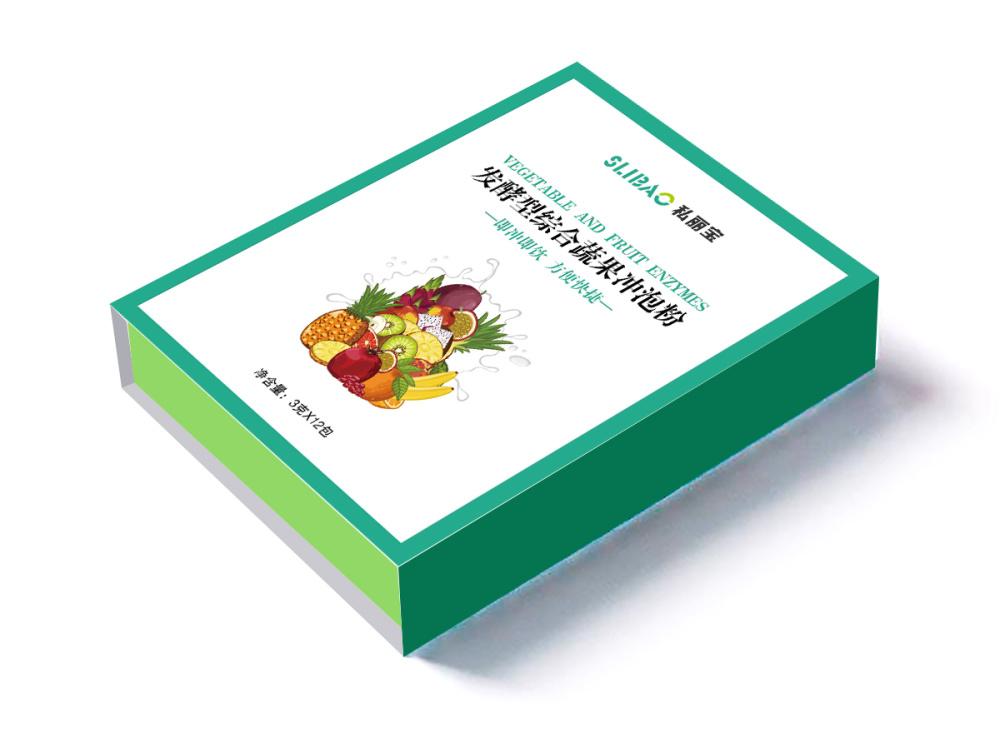 综合果蔬酵素粉 复合水果酵素台湾孝素原料调理肠道OEM贴牌加工