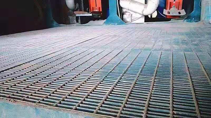 蘇州金沃生態環保科技有限公司研發散落粉塵收集機