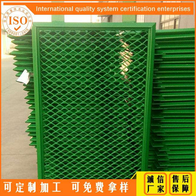廣州隔離防護圍欄生產廠家 河源防眩網欄款式定做
