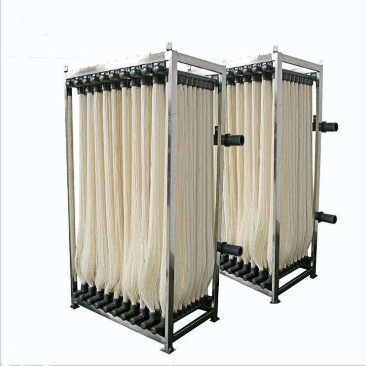 污水回用设备膜生物反应器MBR膜组件 MBR帘式膜中空纤维超滤膜