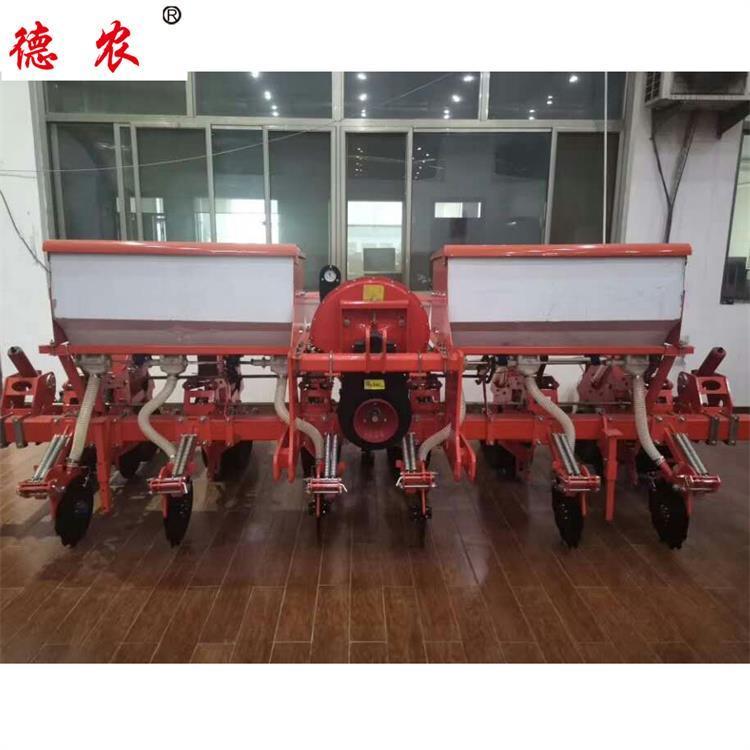 大豆气吸播种机、汉中播种机、德农机械