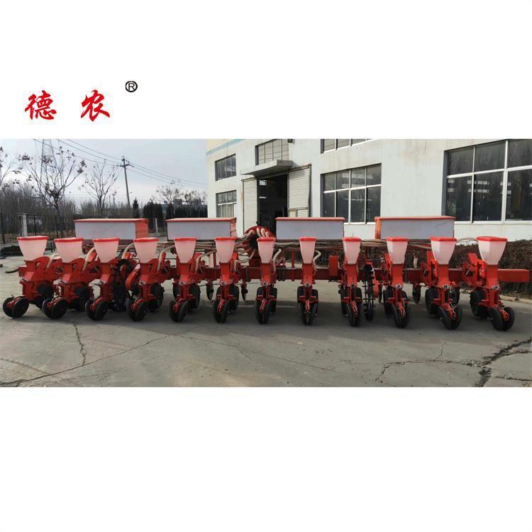 淮北播种机、精量气吸播种机、德农机械(商家)