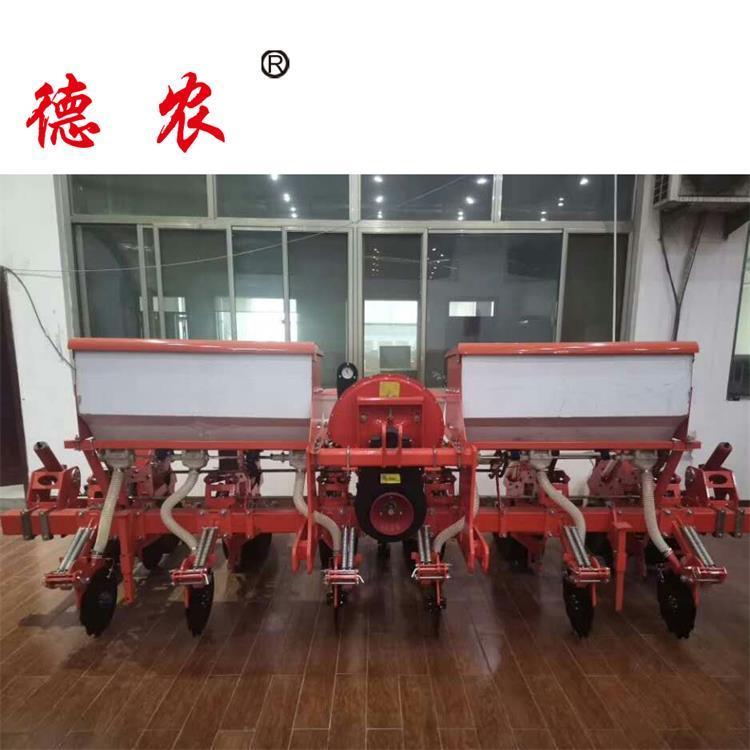 四行 气吸式播种机、揭阳气吸式播种机、德农机械