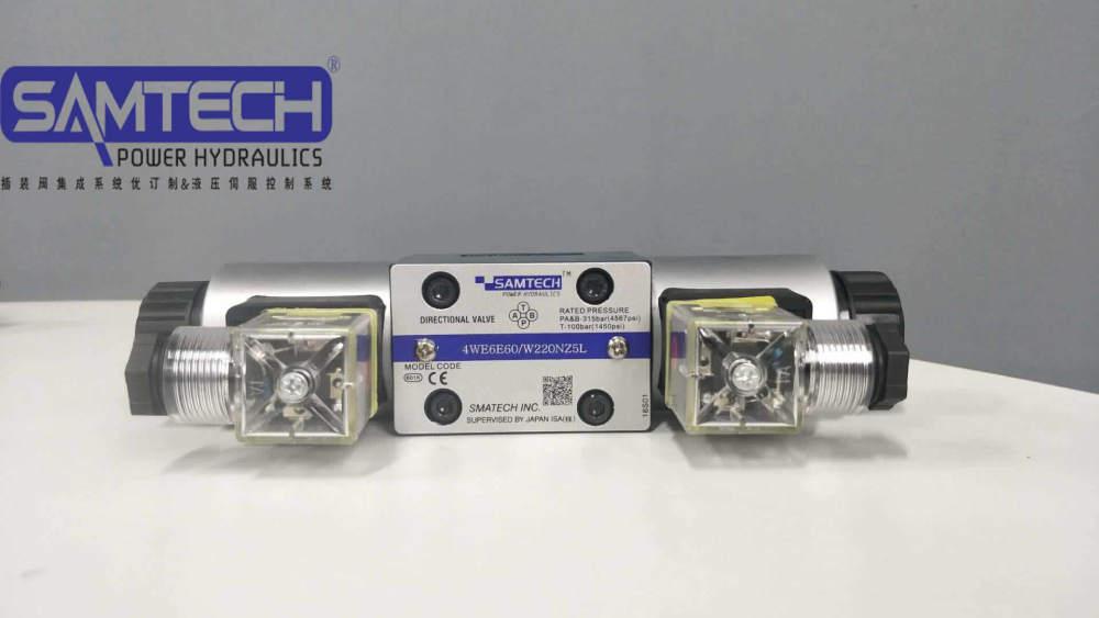 力士乐型电磁阀4WE6E厂家现货销售