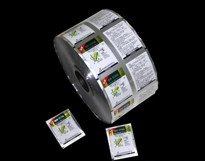 西安卷材卷膜包装镀铝包装材料包装袋包装膜可定做加工