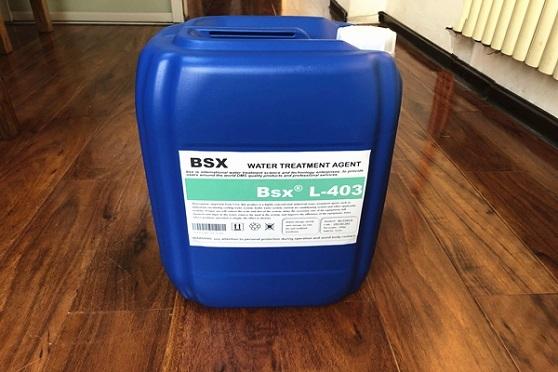 中硬度水缓蚀阻垢剂L-403吉林钢厂样品试用