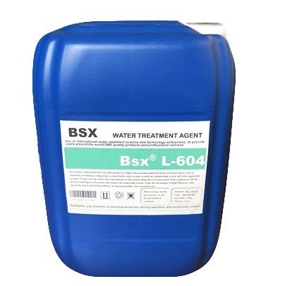 淄博彬盛翔循环水系统杀菌灭藻剂L-604无泡沫型