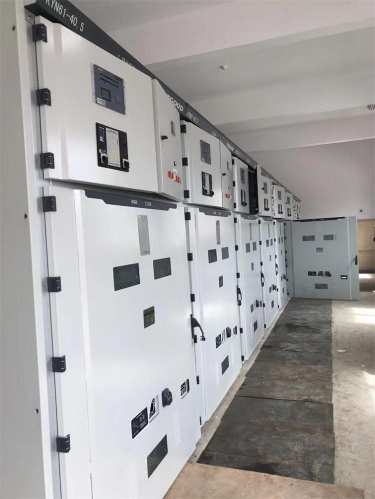 广西柳州KYN61-40.5中置式高压开关柜现货