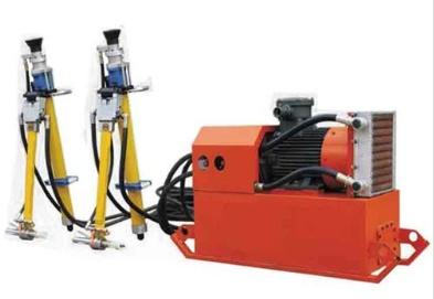 液压锚杆钻机(一泵双机)